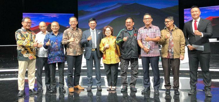Pengumuman Pemenang Adinegoro 2019 Rangkaian HPN