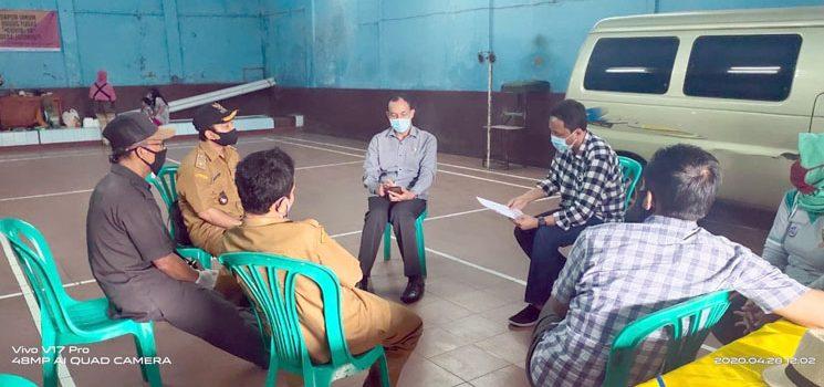 Banyak Kades Mengeluh DPRD Sumedang Soroti Bansos Bagi Warga Terdampak Covid 19