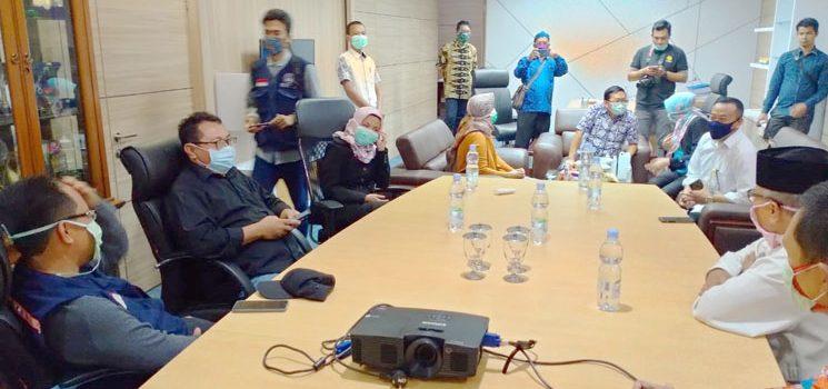 Bersama Lawan Corona PUB Bersama SMSI Keroyok Banten 2