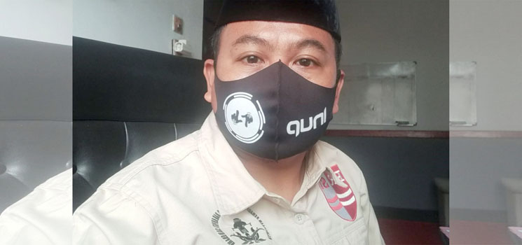 Disparbudpora Kabupaten Sumedang Optimis Wabah Covid 19 Segera Berakhir0