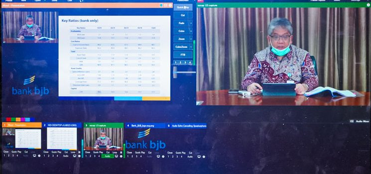 Kinerja bank bjb Triwulan I 2020 Tetap Positif Ditengah Pandemi Covid 19 1