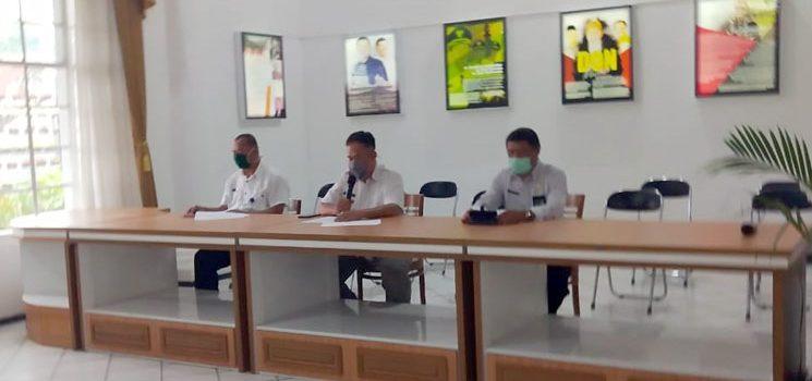 RSUD Kabupaten Sumedang 2 Orang yang Teridentifikasi Positif Covid 19