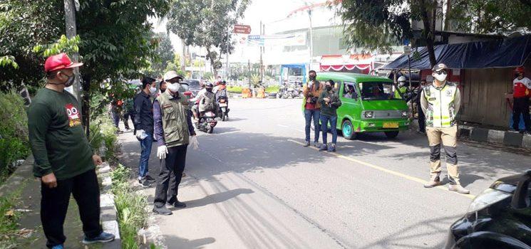 ASN akan Dilibatkan Bertugas di Cek Poin PSBB Kota Sukabumi