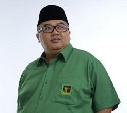 Anggota DPRD Jawa Barat dari Fraksi Gerindra Persatuan H.Pepep Saeful Hidayat.
