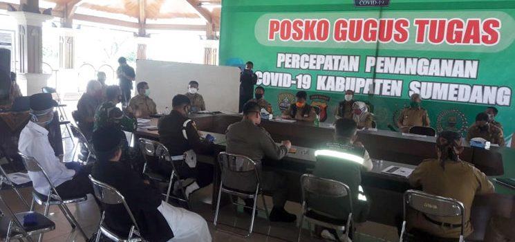 Kabupaten Sumedang Bersiap PSBB Jilid 2
