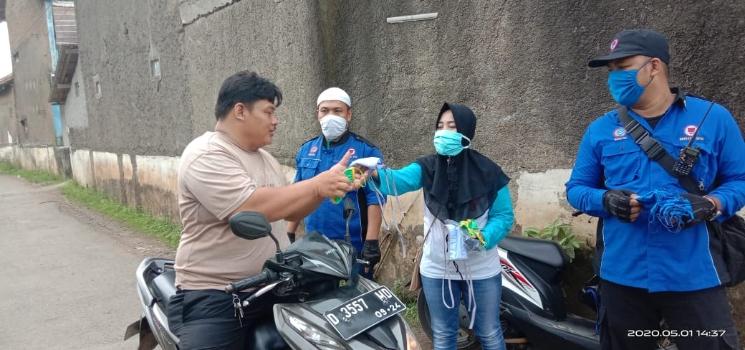 May Day SPSI Sumedang Ganti Demo Dengan Penyempro