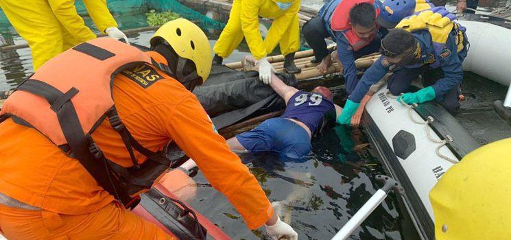 Tim SAR Gabungan Temukan Ujang yang Tenggelam di Waduk Jatiluhur