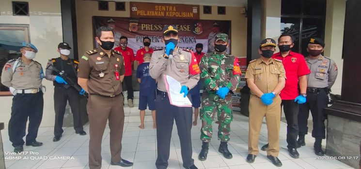 AG Masih Buron Kapolsek Cicalengka Amankan 4 Pelaku Pengeroyokan Berujung Maut