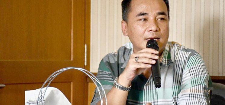 Anggota Fraksi Gerindra DPRD Jabar H. Hery Ukasah 1
