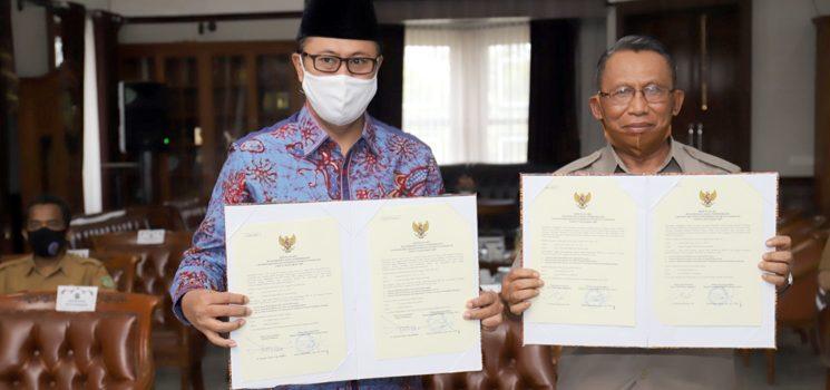 Kali Keenam Pemkot Sukabumi Raih WTP dari BPK
