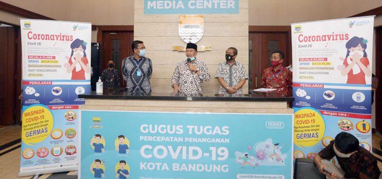 Kota Bandung PSBB Usai Berlanjut ke AKB