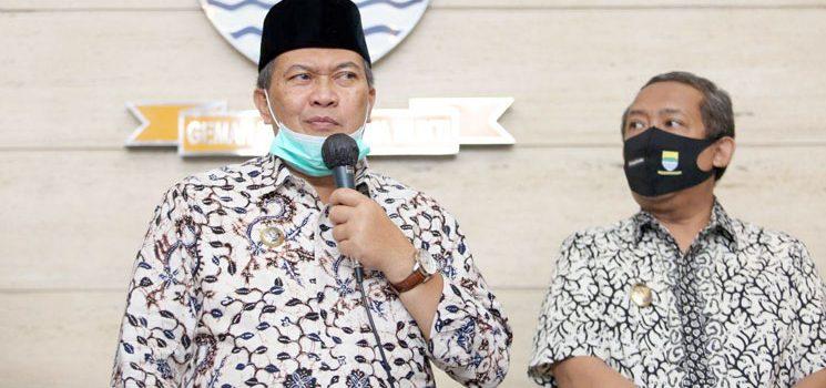 Masa AKB Kota Bandung Ojol Bisa Angkut Penumpang