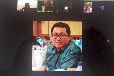 Media Diminta Arif Dalam Memberitakan Produk DPR 1