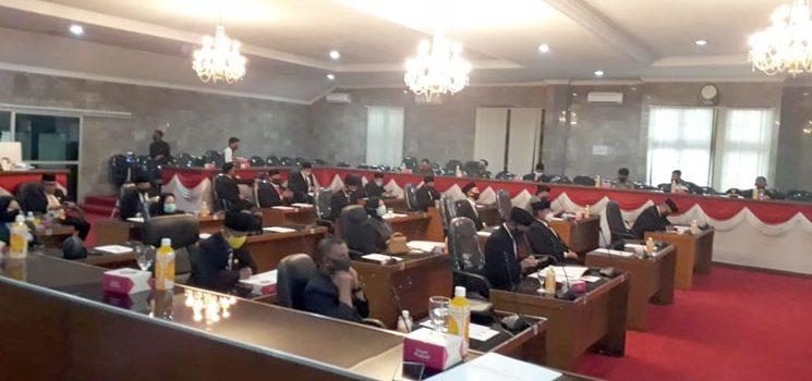 Pansus Rekomendasaikan Pemot Sukabumi Segera Tuntaskan Pembangunan Pasar Pelita