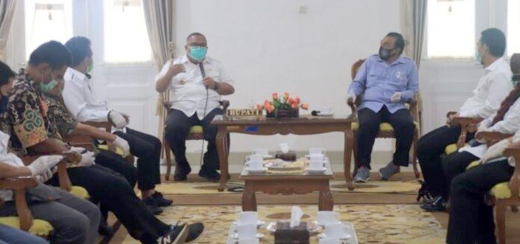 Sukabumi Akan Menjadi Demplot Tambak Udang dari Kementerian Kelautan dan Perikanan