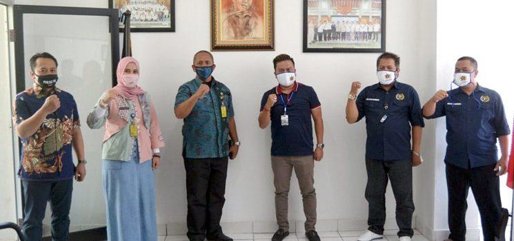 Terapkan Protokol Kesehatan Pemkot Apresiasi PWI Kota Bandung 1