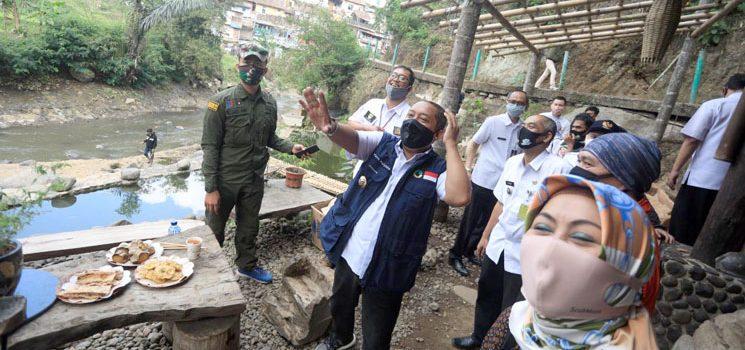 Pemkot Bandung Jadikan Bantaran Bukit Jarian Kawasan Konservasi 3