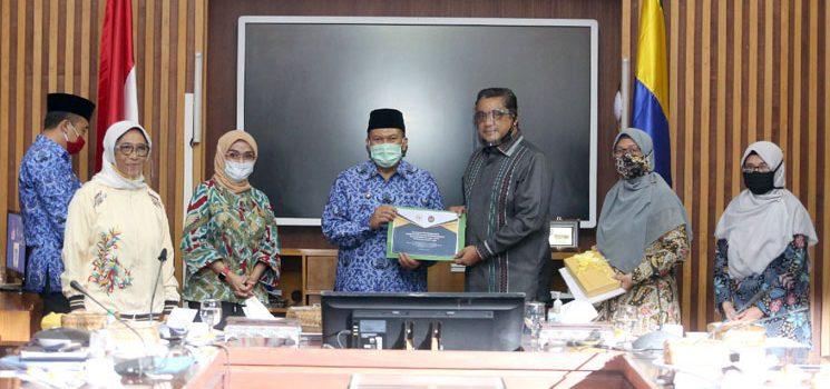 Wakil Ketua Komisi X DPR RI Puji Inovasi Disdik Kota Bandung 1