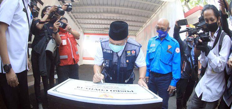 Wali Kota Bandung Terkesan Dengan Semangat PMI 3