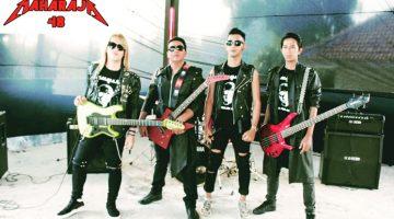 Kita Indonesia Cara Maharaja 48 Band Sampaikan Pesan Kebhinekaan 2