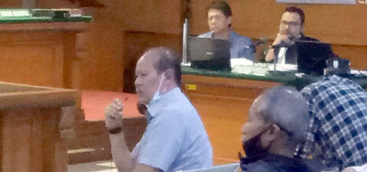 Sidang Korupsi RTH Telanjangi Peran Dominan Hermawan