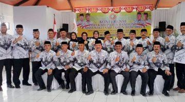 500 Juta Lebih Uang Iuran Anggota PGRI Kab. Bandung Macet Dibeberapa Cabang