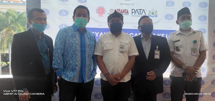 ASITA Siap Jadi Mitra Strategis Pemkab Sumedang Menjuju Kabupaten Pariwisata