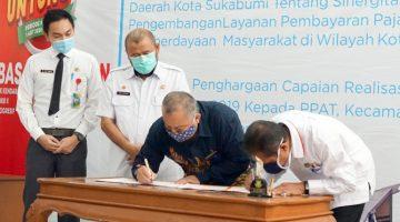 Bapenda Jabar Bantu Pemkot Intensifikasi Pajak Daerah Kota Sukabumi