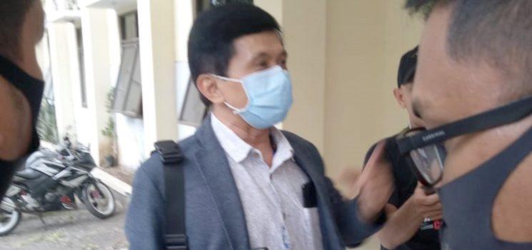 Bukan Anggota Banggar KPK Keliru Periksa Entang Suryaman 2