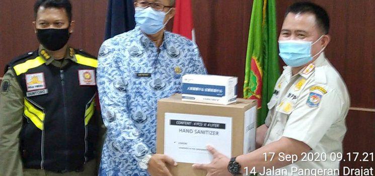 Direktur Pol PP dan Linmas Kemendagri Pantau Penegakan Disiplin Protokol Kesehatan Covid 19 di Wilayah Jawa Barat