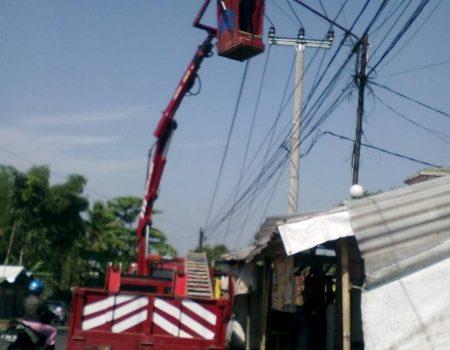 Dishub Kota Sukabumi Terima 203 Aduan Kerusakan PJ