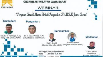 Kredit bjb Mesra Kuatkan UMKM Jawa Barat