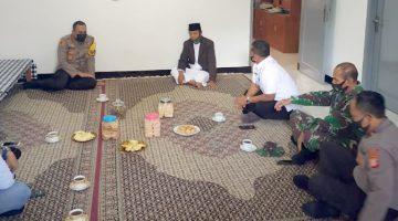 Kunjungi Pesantren Asyrofuddin Kapolres Silaturahmi Kamtibmas Dengan Ketua MUI Kabupaten Sumedang