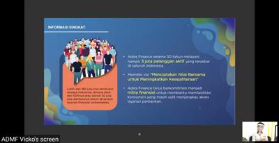 Launching SAHABAT Adira Finance Selalu Menjadi Mitra Finansial Sesuai Kebutuhan Konsumen 1