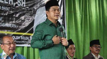 Wakil Ketua DPRD Jabar H.Oleh Soleh
