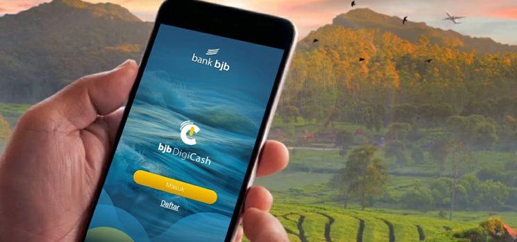 bjb DigiCash Uang Elektronik Juara Generasi Digital 1