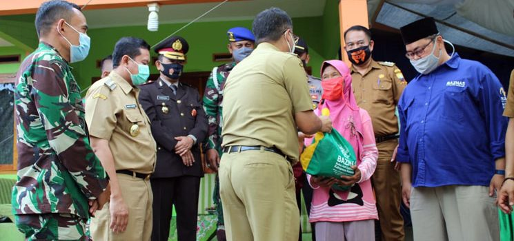 Bupati Sumedang Resmikan Rehab Rutilahu di Dusun Sukamulya 2