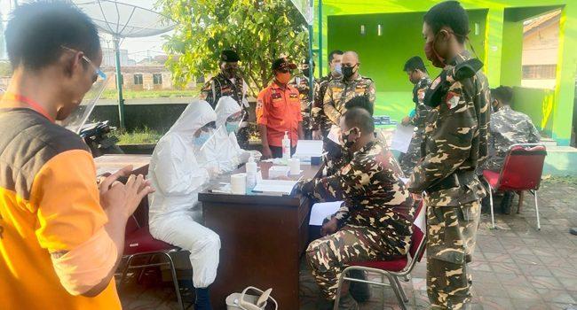 GP Ansor Jabar Laksanakan LI dan Diklatsus Banser Tanggap Bencana
