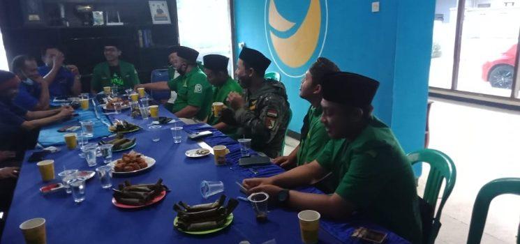 GP Ansor Sumedang Jajaki Kerjasama dengan Parpol