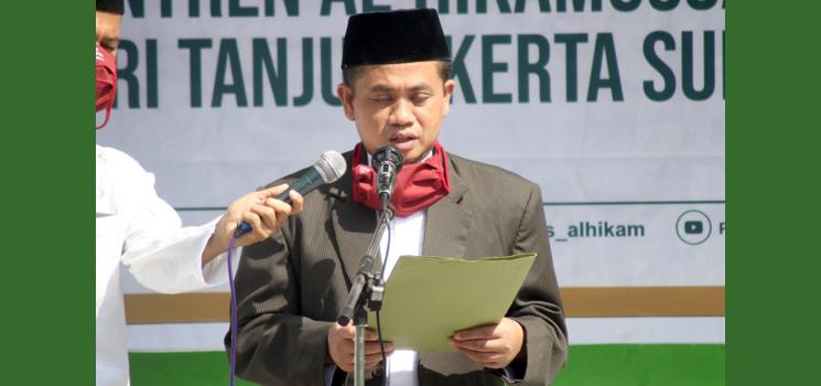 HSN 2020 KH Sadulloh Santri Harus Mampu Wujudkan Kemandirian Indonesia dengan Daya Saing Tinggi