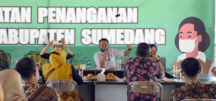 Ombudsman RI Sosialisasikan Tata Cara Pemeriksaan Laporan Pengaduan Masyarakat di Sumedang