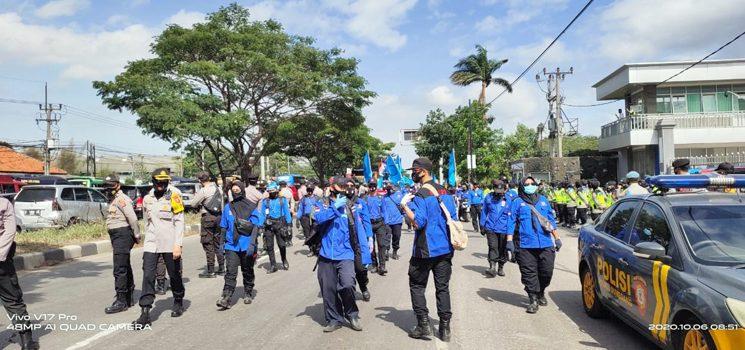 Omnibus Law Rampas Kesejahteraan Buruh