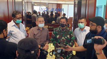 Satgas Citarum Harum Sektor 14 Sidak IPAL PT Indorama Polychem Indonesia 4