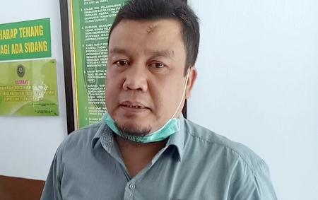 Terdakwa rasuah RTH Kota Bandung 2012 2013 Tomtom Dabbul Qomar. FotoDRY