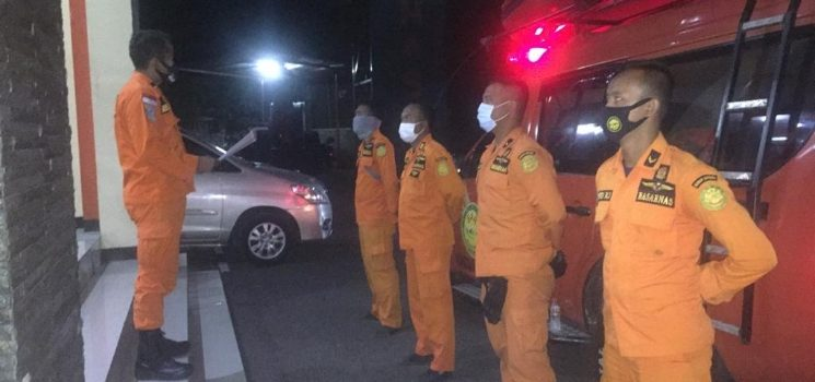 Tim Rescue Kantor SAR Bandung Diterjunkan Cari Kor