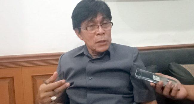 Anggota Banggar DPRD Kota Sukabumi Faisal A. Bagindo