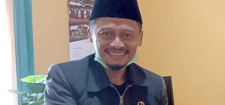 Anggota Fraksi Gerindra DPRD Jawa Barat H. Cecep Gogom 2