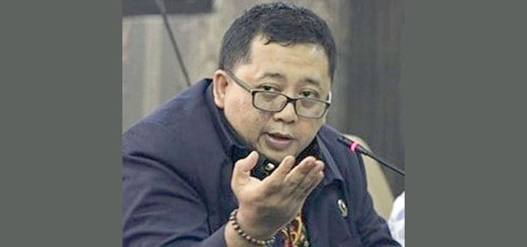 Anggota Komisi 5 DPRD Jawa Barat Ricky Kurniawan 1