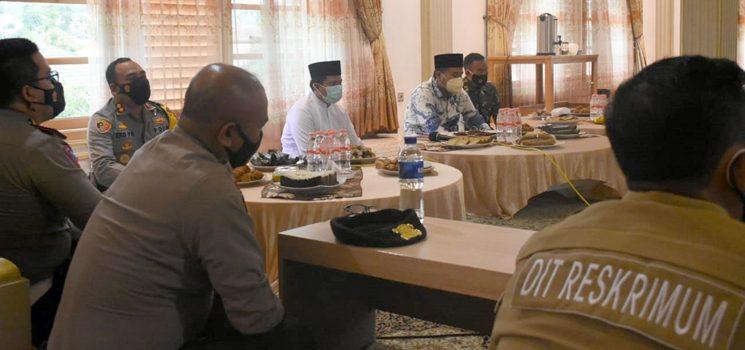 Bupati Bersama Forkopimda Kabupaten Sumedang Bersilaturahmi ke Ponpes As Syifa Wal Mahmudiyyah