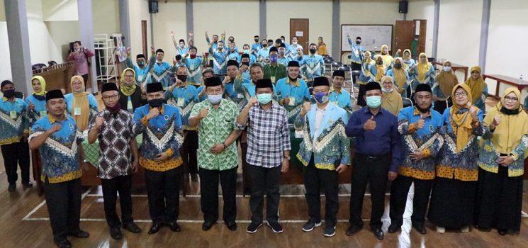 Bupati Sumedang Hadiri Musyawarah Daerah PGMI 2